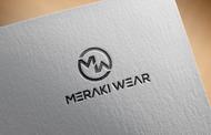 Meraki Wear Logo - Entry #381