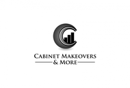 Cabinet Makeovers & More Logo - Entry #34
