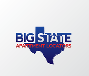 Big State Apartment Locators Logo - Entry #13