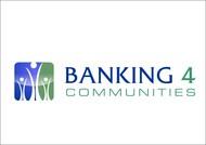 Banking 4 Communities Logo - Entry #11