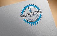 Arkfeld Acres Adventures Logo - Entry #245