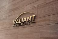 Valiant Retire Inc. Logo - Entry #339