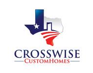Crosswise Custom Homes Logo - Entry #23
