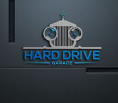 Hard drive garage Logo - Entry #378