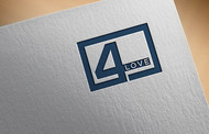 Four love Logo - Entry #17