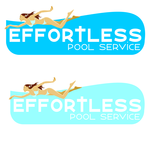 Effortless Pool Service Logo - Entry #3