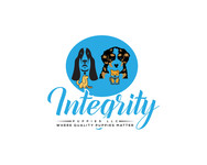 Integrity Puppies LLC Logo - Entry #5