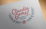 Claudia Gomez Logo - Entry #258