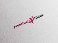 Jasmine's Night Logo - Entry #100