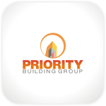 Priority Building Group Logo - Entry #148