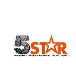 Five Star Logo - Entry #123