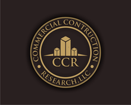 Commercial Construction Research, Inc. Logo - Entry #150