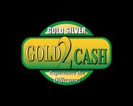Gold2Cash Logo - Entry #12