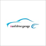 Hard drive garage Logo - Entry #173
