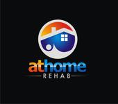 At Home Rehab Logo - Entry #23