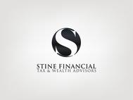 Stine Financial Logo - Entry #115