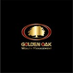 Golden Oak Wealth Management Logo - Entry #211