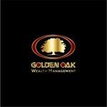 Golden Oak Wealth Management Logo - Entry #211