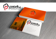 Priority Building Group Logo - Entry #240