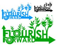 Flourish Forward Logo - Entry #39