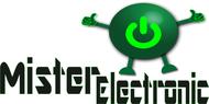 Mister Electronic Logo - Entry #48