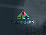 CMW Building Maintenance Logo - Entry #610