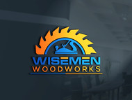 Wisemen Woodworks Logo - Entry #166