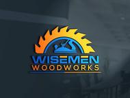 Wisemen Woodworks Logo - Entry #166