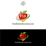 FoodSafetyRecruiter.com Logo - Entry #36