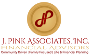 J. Pink Associates, Inc., Financial Advisors Logo - Entry #175
