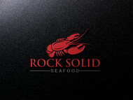 Rock Solid Seafood Logo - Entry #67