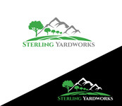 Sterling Yardworks Logo - Entry #68