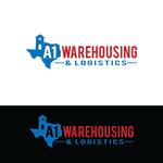 A1 Warehousing & Logistics Logo - Entry #90