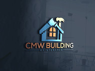 CMW Building Maintenance Logo - Entry #426