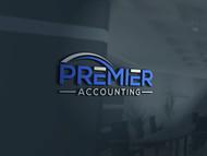 Premier Accounting Logo - Entry #411