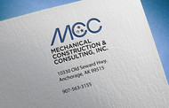 Mechanical Construction & Consulting, Inc. Logo - Entry #198