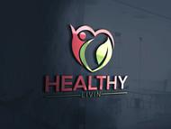 Healthy Livin Logo - Entry #559