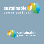 SPP (Sustainable Power Partners) Logo - Entry #1
