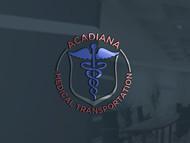 Acadiana Medical Transportation Logo - Entry #89