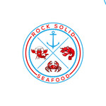 Rock Solid Seafood Logo - Entry #36
