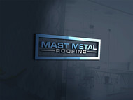 Mast Metal Roofing Logo - Entry #72