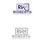 Roberts Wealth Management Logo - Entry #534