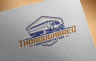 Thoroughbred Transportation Logo - Entry #110