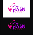 WHASN Women's Health Associates of Southern Nevada Logo - Entry #25