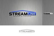 STREAMLINE building & carpentry Logo - Entry #144