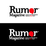 Magazine Logo Design - Entry #84