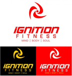 Ignition Fitness Logo - Entry #58