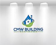 CMW Building Maintenance Logo - Entry #61