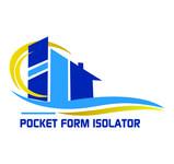 Pocket Form Isolator Logo - Entry #225