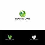 Healthy Livin Logo - Entry #497